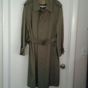 Burberry Mens Trench